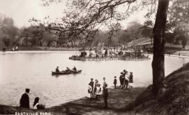 Eastville park history