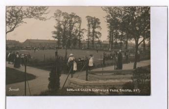 Victorian park